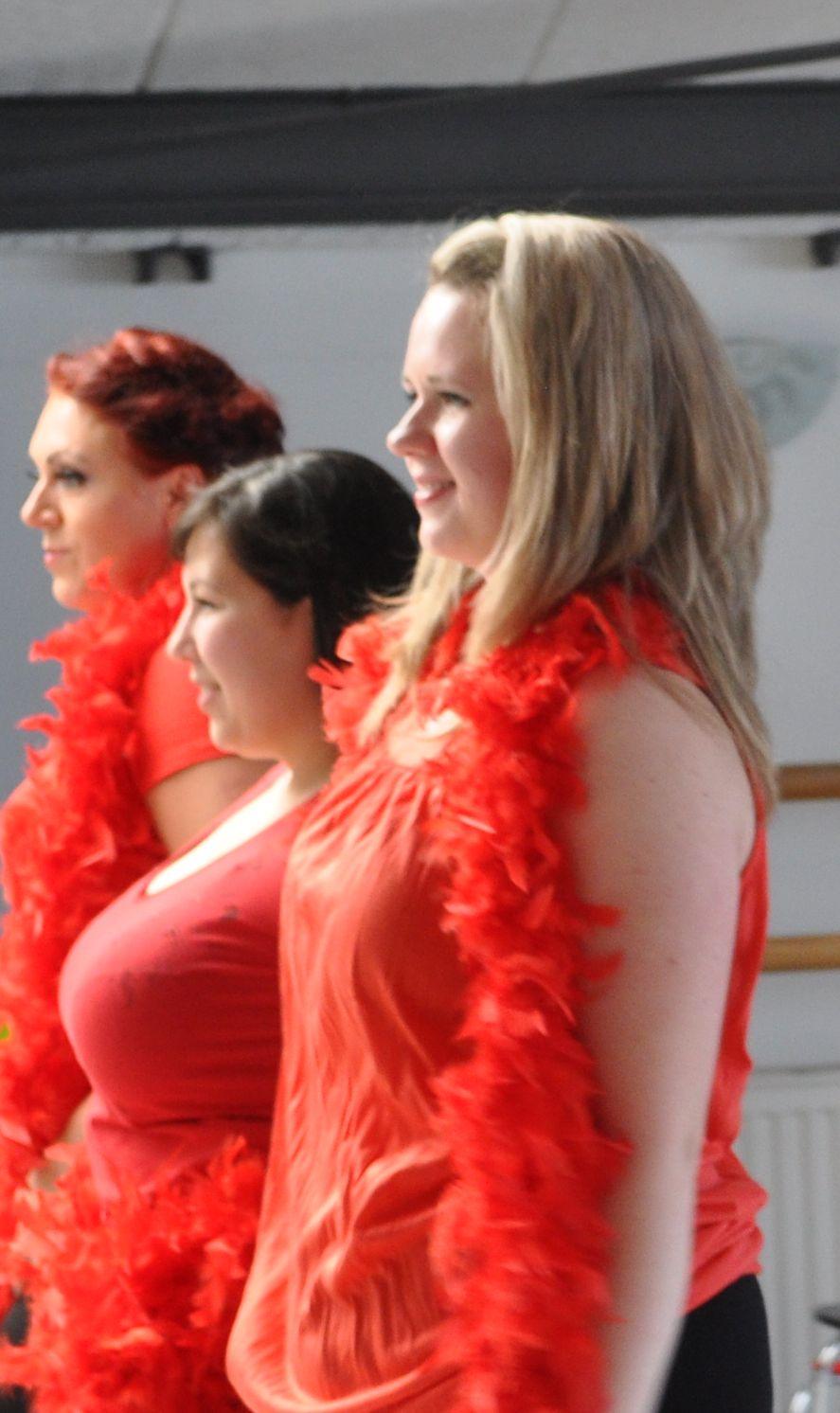 Junggesellinnenabschied Tanzworkshop